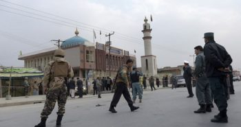 ISIS Claims attack that killed over 30 at Shiite mosque in Kabul