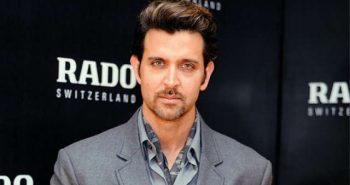 Hrithik's the world's third most handsome man!