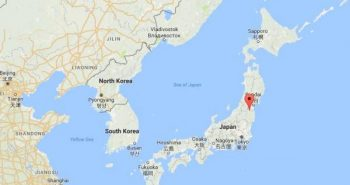 Second earthquake in three days hits Fukushima, no tsunami warning