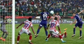 ISL 2016: Davide Succi's goal secures draw for Chennaiyin FC against Atletico de Kolkata