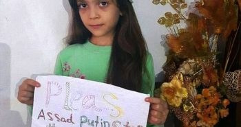 'I need peace': 7-year-old Syrian girl's heartbreaking tweets from Aleppo
