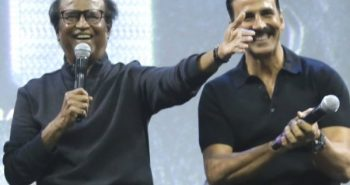 Rajinikanth: Akshay Kumar is the hero in 2.0