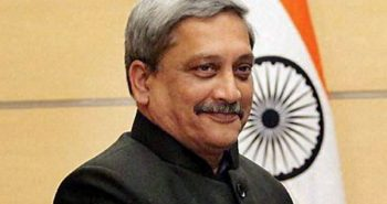 Goa will become the India's first cashless society: Parrikar