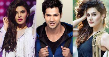 Varun Dhawan to romance Jacqueline, Taapsee in Judwaa 2