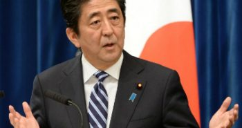 "Japan PM Shinzo Abe: TPP would be ""meaningless"" without the US"