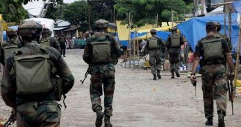 Three army jawans killed, 4 injured in Tinsukia encounter