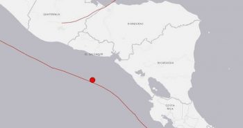 7.0-magnitude earthquake rattles Central America, no reports of damage