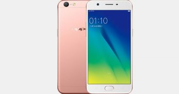 Oppo A57 with 16MP front camera, 3GB RAM and fingerprint sensor launched