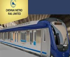 Chennai Metro Rail Limited Recruitment for Engineers