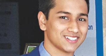 Young hero Faraaz to be honoured with Mother Teresa award