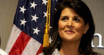 Donald Trump picks up Indian-American Nikki Haley as UN ambassador
