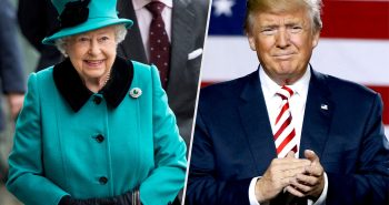 Queen Elizabeth II invites Trump for official state visit to the UK