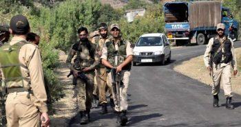 Militants attack army camp in Nagrota near  J&K; two terrorists killed, three jawans injured
