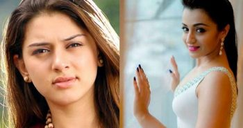 Phones of Actresses Hansika, Trisha hacked!