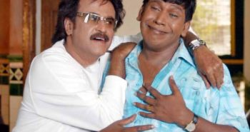 Vadivelu reunites with Superstar Rajinikanth after 8 years