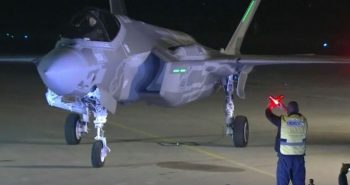 Israel finally receives the first F-35 fighter jets from US