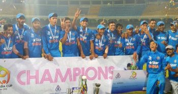 India beat Sri Lanka by 34 runs to clinch Under-19 Asia Cup title