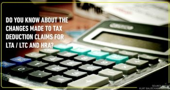 Form 12BB- New form to claim HRA, other Tax benefits
