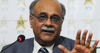 No chance of India-Pakistan bilateral series in 2017: PCB official Najam Sethi