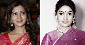 Samantha Signed Up For Legend Savitri's Biopic