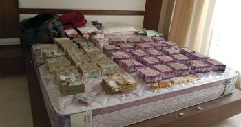 I-T dept's biggest seizure of more than Rs 4.7 cr in new currency in Bengaluru