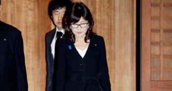 After Pearl Harbor trip, Japan Defense Minister visits Yasukuni Shrine
