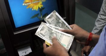 ATM withdrawal limit raised to Rs 4,500/day from  Jan 1