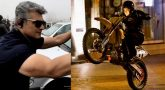 Ajith's daredevil bike stunt for 'Thala 57' in Bulgaria goes viral