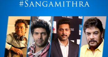 Sundar C's megabudget Sanghamitra to begin from April 2017