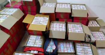 677 searches, I-T detects Rs 3185 cr black money ;Rs 86 cr new notes seized