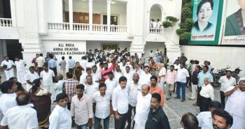 AIADMK general council meet on December 29