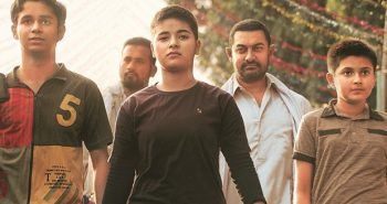 Aamir Khan's 'Dangal' joins the 100 Cr club in first three days