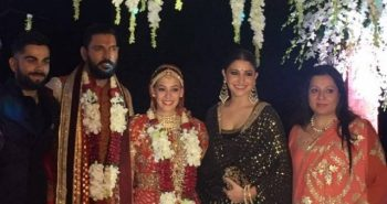 Virat and Anushka dance to celebrate Yuvraj and Hazel's wedding in Goa