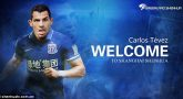 Carlos Tevez officially joins Chinese club Shanghai Shenhua