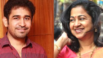 Latest update on Vijay Antony's next flick with Radhika Sarathkumar