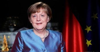 Angela Merkel says Germany is 'stronger than terrorism' in new year message