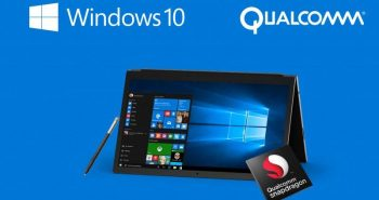 Qualcomm and Microsoft partners to support ARM based Windows 10 devices