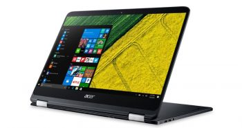 Acer Spin 7 'World's Thinnest Convertible Laptop' Launched in India at Rs. 1,09,000