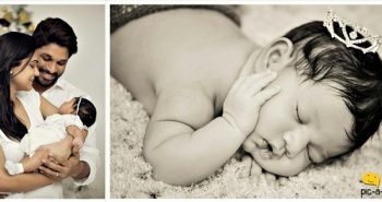 Allu Arjun & Sneha Reddy's little angel Allu Arha is winning hearts on social media!