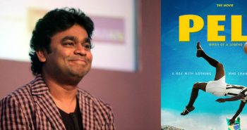 "A.R. Rahman again in Oscar race for ""Pele: Birth of a Legend"""