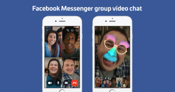 Facebook Messenger launches group video chats with up to 50 people