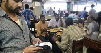 Irani cafes switch to card transactions