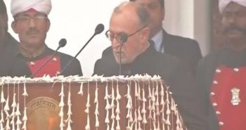 Anil Baijal takes over as new Lieutenant Governor of Delhi