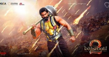 Bahubali 2: Rana Daggubati's new first-look posters released