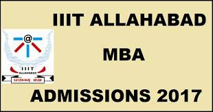 IIIT Allahabad notifies admissions for MBA courses
