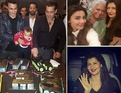 Salman Khan turns 51, celebrates birthday at Panvel farmhouse!