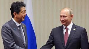 Vladimir Putin, Shinzo Abe to huddle at hot spring over Japan-Russia islands row