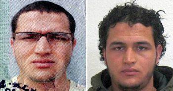 Berlin attack: Police hunt for Tunisian suspect