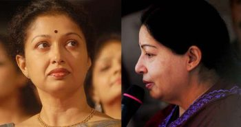 Actor Gauthami's bold letter to PM Modi about Jayalalitha's death