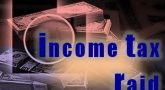 Income tax Raid in Government offices